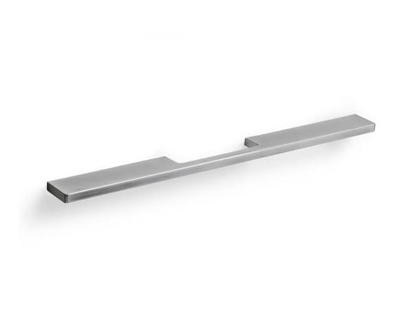 Modular aluminium Bridge furniture handle 388 | Furniture Handle by Cosma