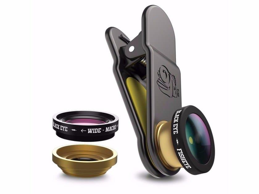 Smartphone lenses 3IN1 by BLACK EYE