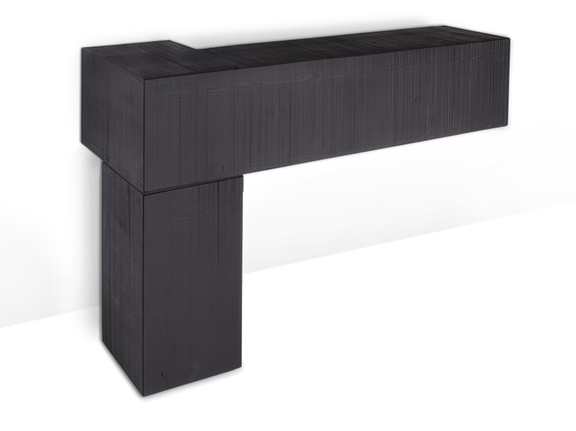 Lacquered Console Table By Arkof