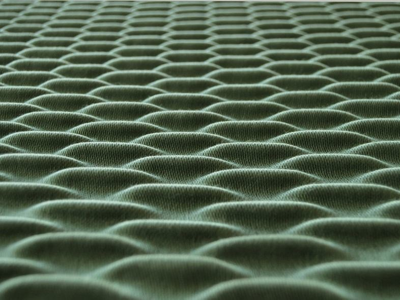 Fabric / decorative acoustical panel ONDO by Casalis