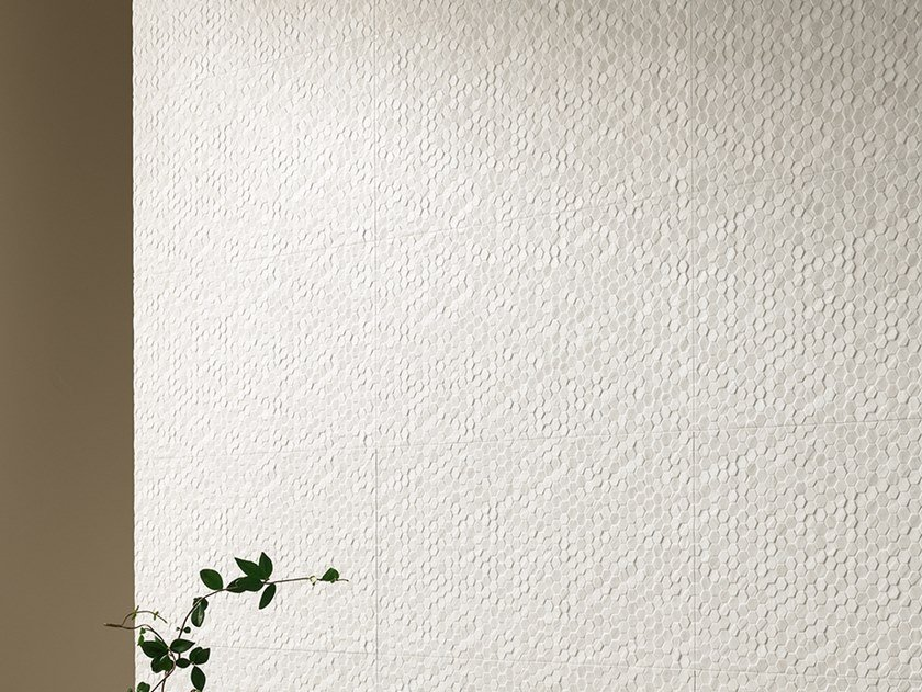 Porcelain stoneware 3D Wall Cladding with stone effect GEOSTONE | 3D Wall Cladding with stone effect by Ceramiche Piemme