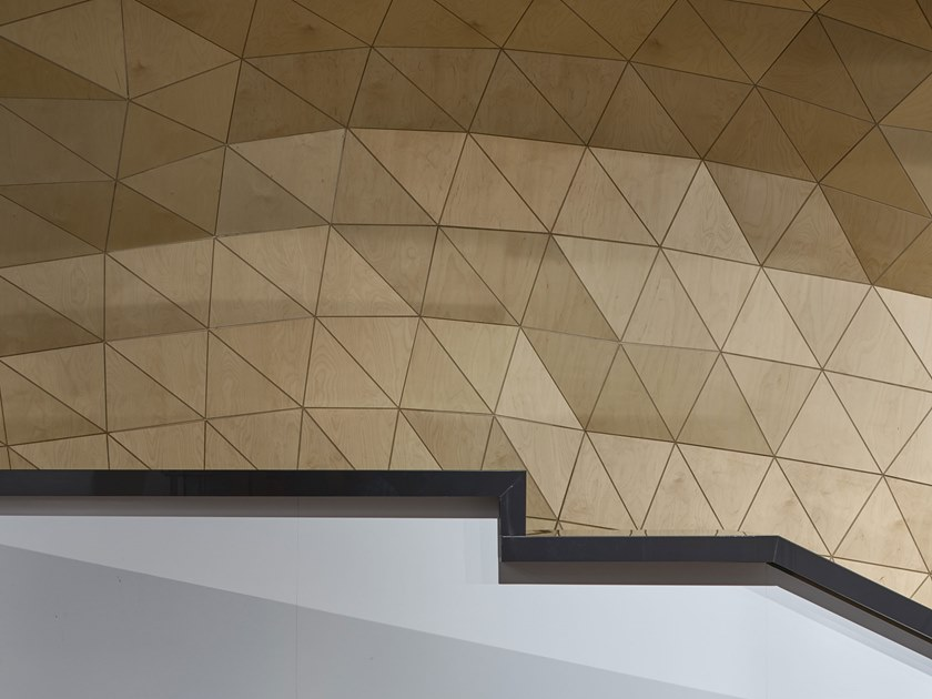 Indoor 3D Wall Cladding TAILOR MADE | Indoor 3D Wall Cladding by Wood-Skin