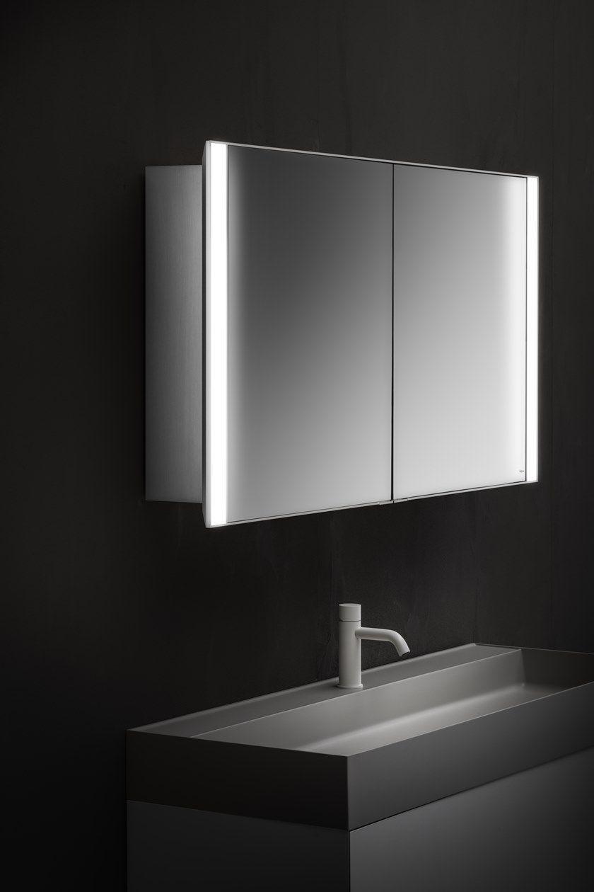 QUATTRO.ZERO | Specchio con contenitore