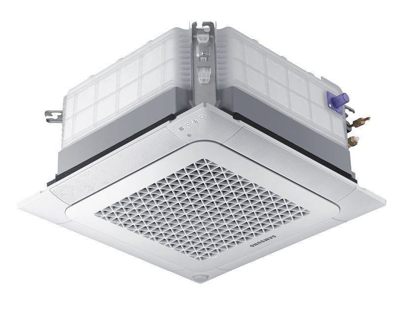 Cassette ceiling mounted mono-split air conditioning unit CAC - 4 WAY WINDFREE CASSETTE by SAMSUNG