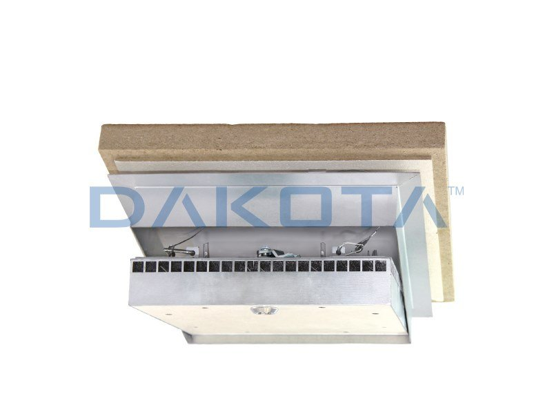 Fireproof inspection chamber for suspended ceiling SECURTECNA F120/EI120 by Dakota