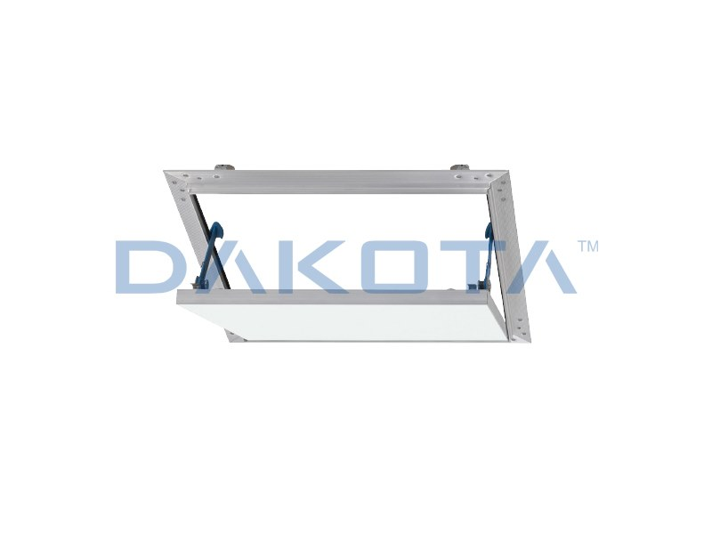 Plasterboard inspection chamber ALULIGHT DECO SENZA STUCCO by Dakota