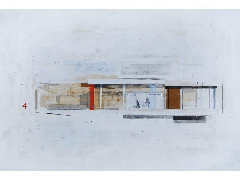 Canvas Painting 4 Home by NOVOCUADRO ART COMPANY