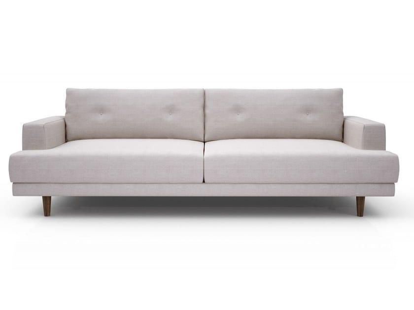 4 seater fabric sofa TRIUMPH | 4 seater sofa by Huppé