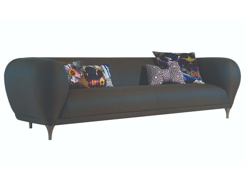 4 seater fabric sofa MONTGOLFIÈRE | 4 seater sofa by ROCHE BOBOIS