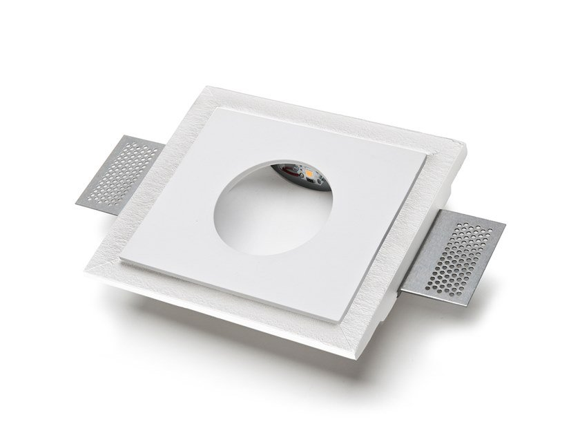 LED wall-mounted Cristaly® steplight 4058 | Wall-mounted steplight by 9010 novantadieci