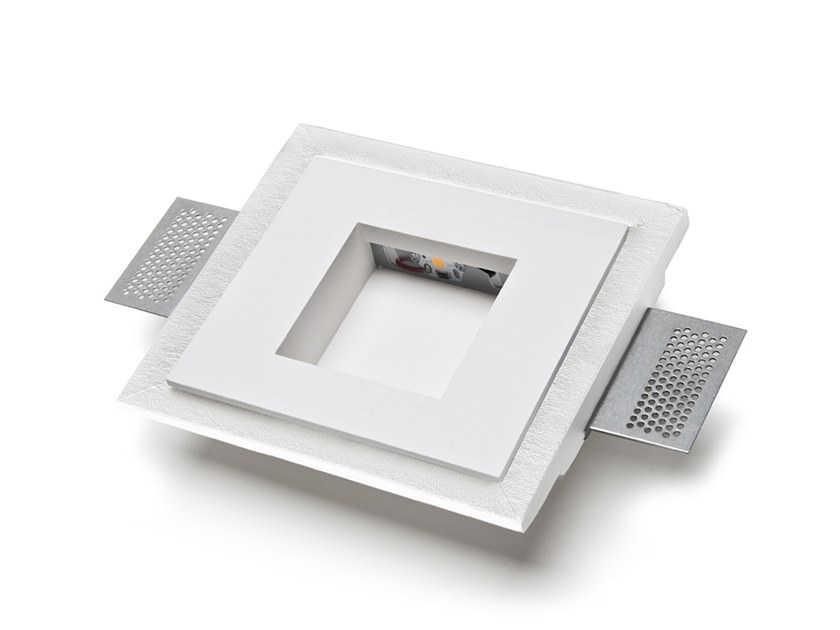 LED wall-mounted Cristaly® steplight 4062 | Wall-mounted steplight by 9010 novantadieci