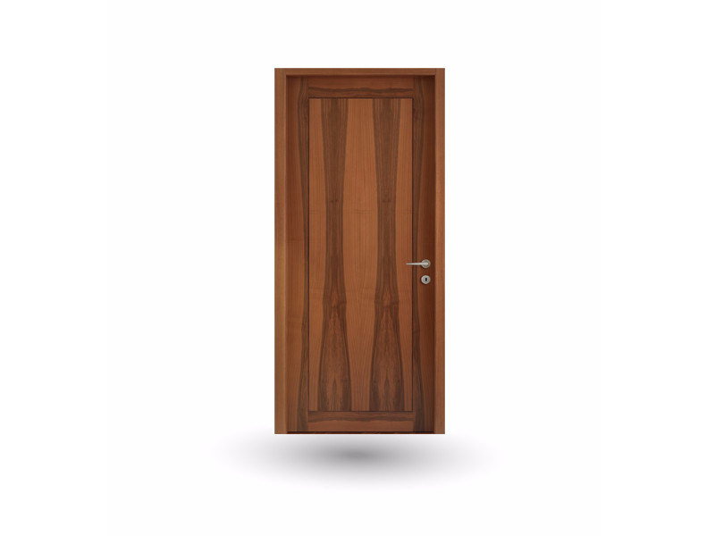 Hinged wooden door IMAGO 41i NOCE NAZIONALE by GD DORIGO
