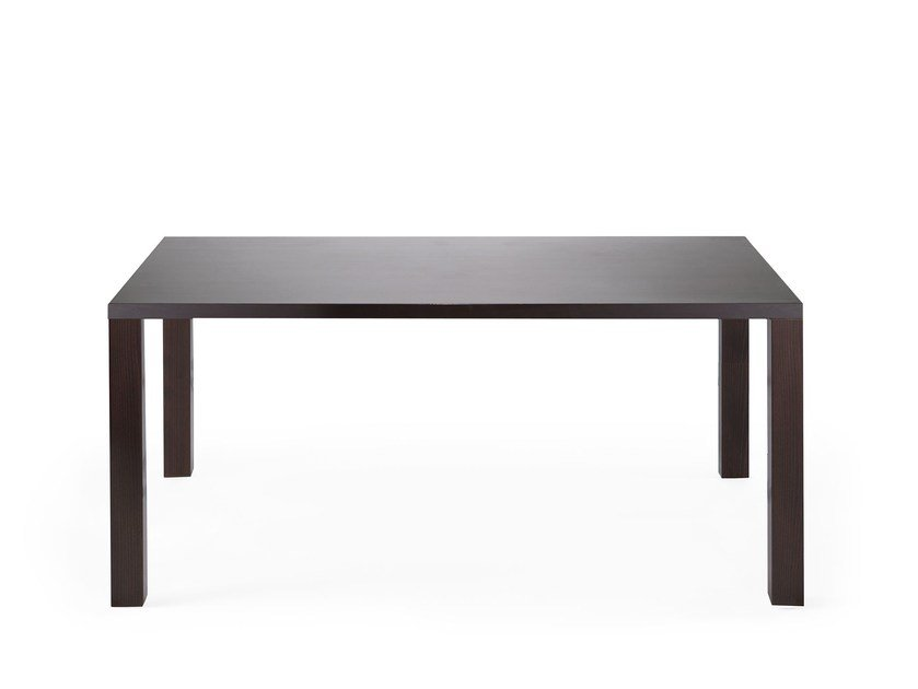 Rectangular wooden table 410 | Table by rosconi