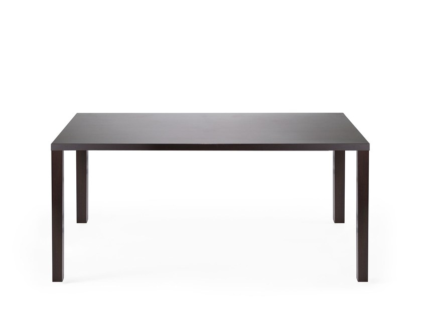 Rectangular wooden table 411 | Table by rosconi