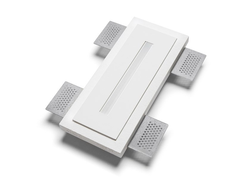 LED wall-mounted Cristaly® steplight 4130C | Wall-mounted steplight by 9010 novantadieci