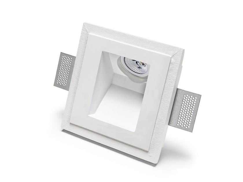 Lampada da parete e da soffitto a incasso in Cristaly® 4179 | Faretto da incasso by 9010 novantadieci