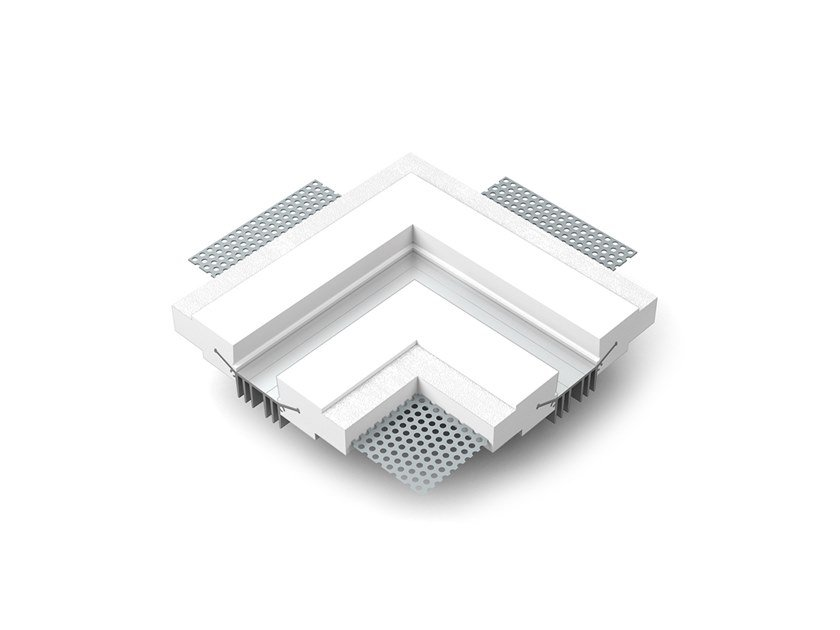 Cristaly® Linear lighting profile 4189K   Linear lighting profile by 9010 novantadieci
