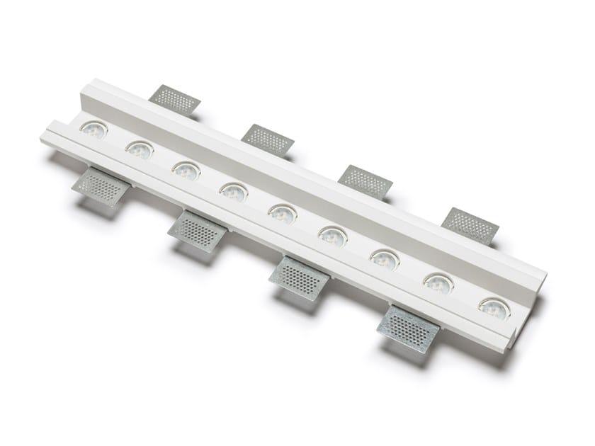 Lampada da soffitto a incasso a LED in Cristaly® 4191I | Lampada da soffitto a incasso by 9010 novantadieci