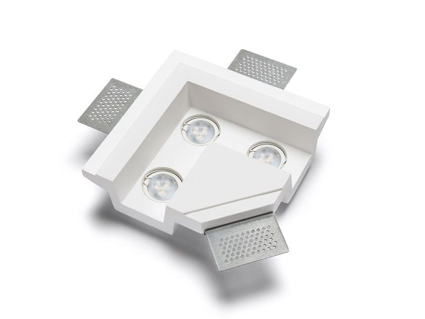 Lampada da soffitto a incasso a LED in Cristaly® 4191K   Lampada da soffitto a incasso by 9010 novantadieci