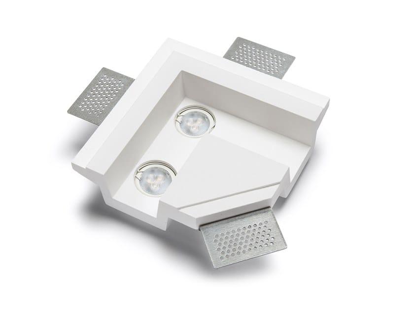 Lampada da soffitto a incasso a LED in Cristaly® 4191Y | Lampada da soffitto a incasso by 9010 novantadieci