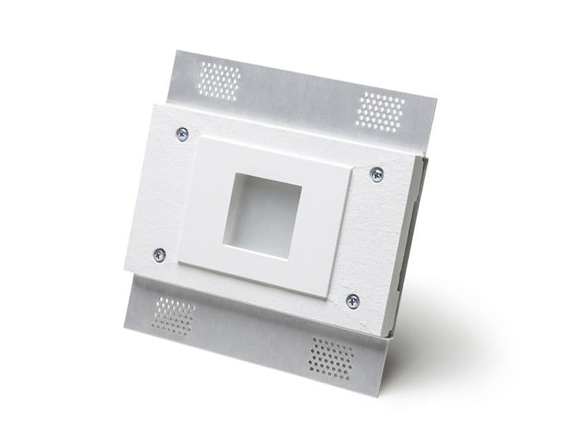 Faretto a LED da incasso in Cristaly® 4193 | Faretto da incasso by 9010 novantadieci
