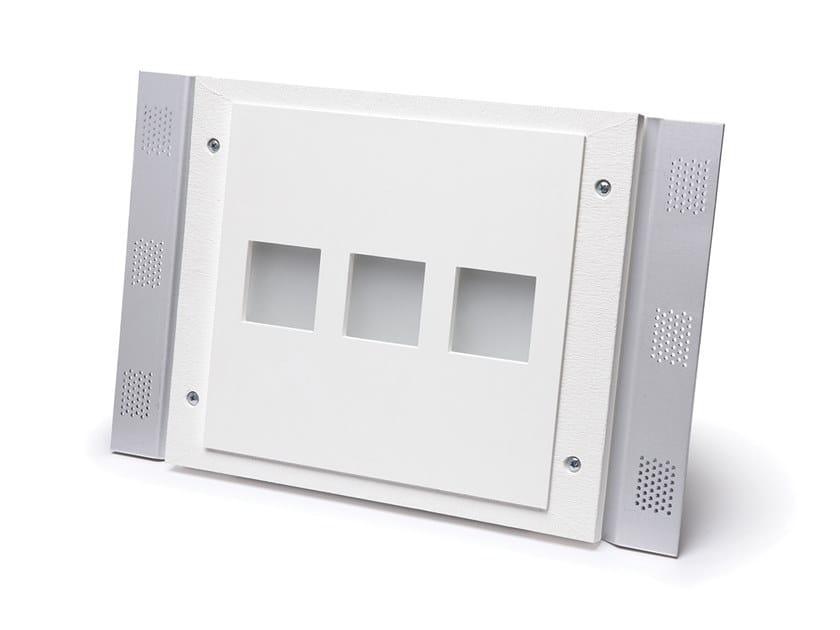 Faretto a LED da incasso in Cristaly® 4193G | Faretto da incasso by 9010 novantadieci