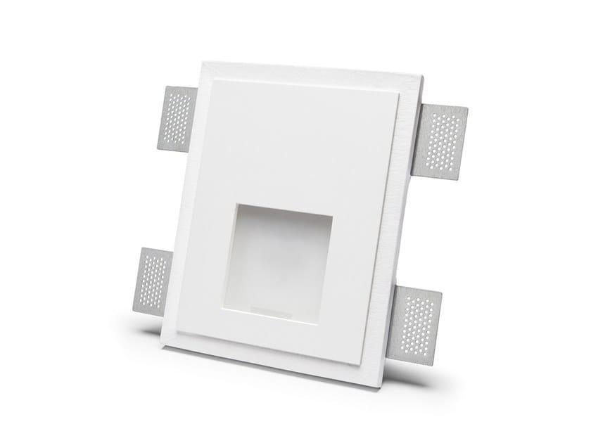 LED wall-mounted Cristaly® steplight 4195B | LED steplight by 9010 novantadieci