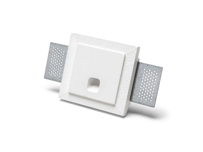 LED wall-mounted Cristaly® steplight 4198 | Wall-mounted steplight by 9010 novantadieci