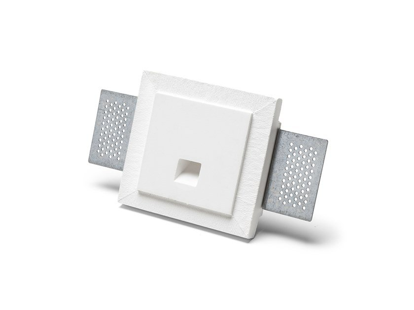 LED wall-mounted Cristaly® steplight 4202 | Wall-mounted steplight by 9010 novantadieci