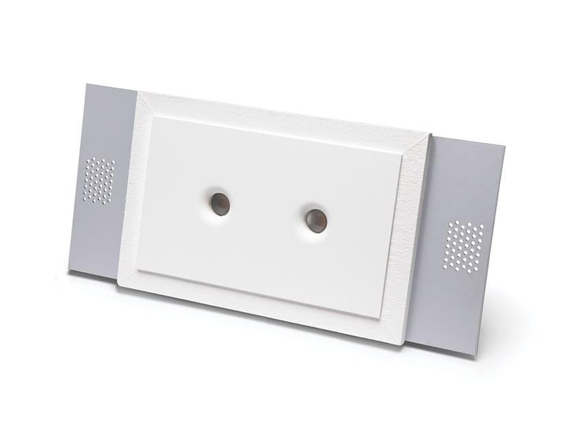 Lampada da soffitto a LED a incasso in Cristaly® 4248F | Lampada da soffitto a incasso by 9010 novantadieci