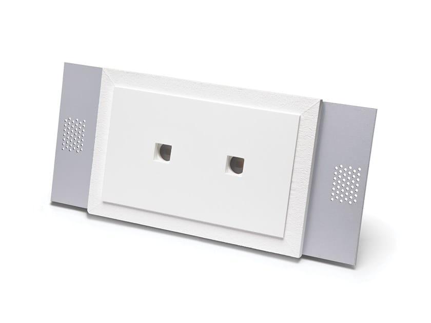 Lampada da soffitto a LED a incasso in Cristaly® 4249F | Lampada da soffitto a incasso by 9010 novantadieci