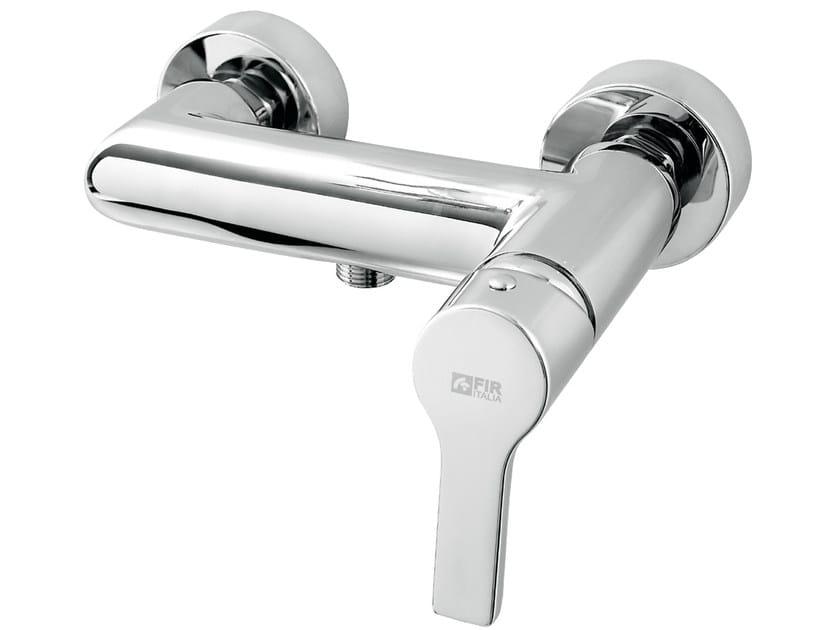 Miscelatore per doccia a 2 fori monocomando HANDY 42 - 4254050 by Fir Italia