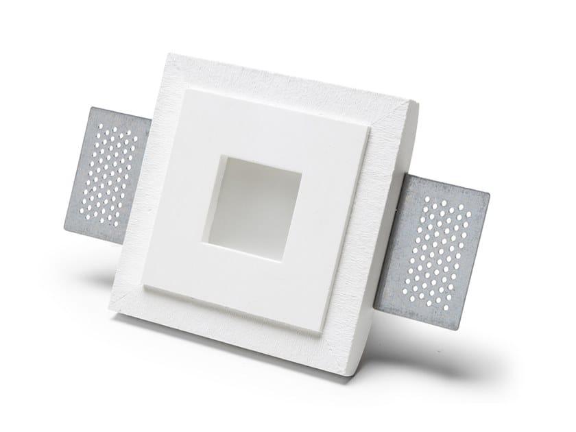 Lampada da parete e da soffitto a incasso in Cristaly® 4278 | Faretto da incasso by 9010 novantadieci