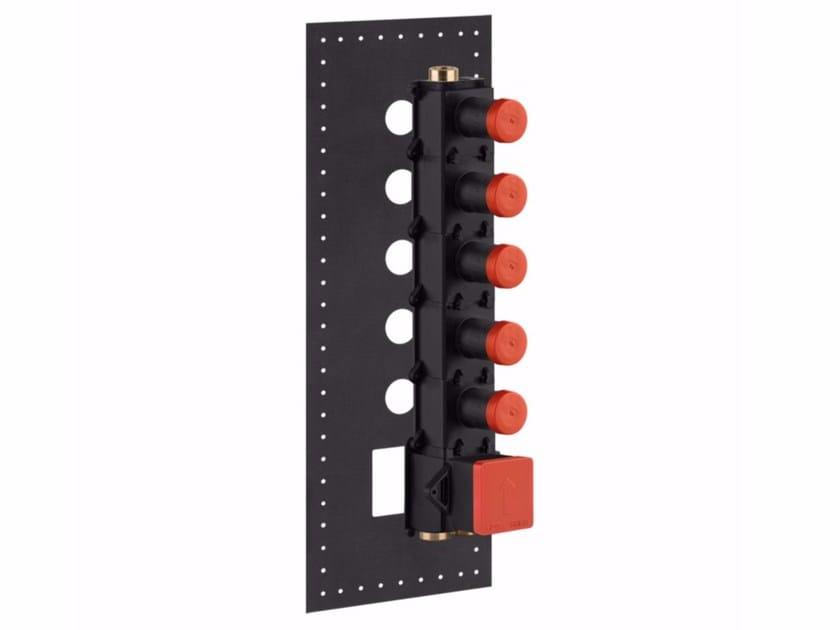 Concealed basic set 43109 | Concealed basic set by Gessi