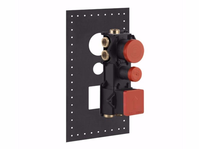 Concealed basic set 43111 | Concealed basic set by Gessi