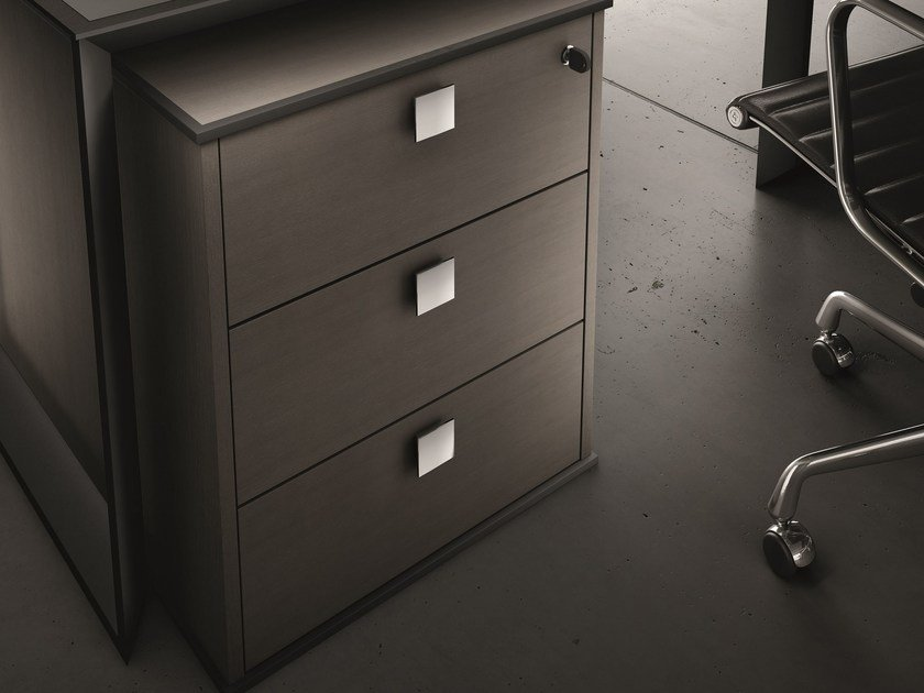 Wooden office drawer unit 45/90 | Office drawer unit by IFT