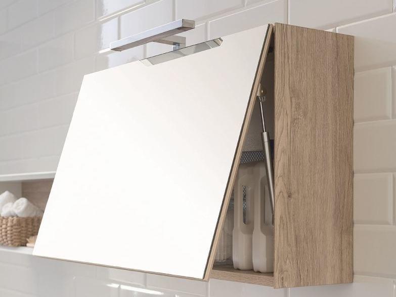 45 | Specchio con contenitore By Birex