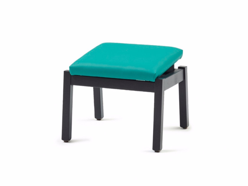 Fabric footstool 4590 | Footstool by Z-Editions
