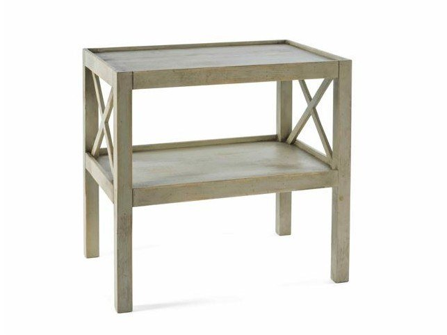 Rectangular wooden side table 4695 | Coffee table by BUYING & DESIGN