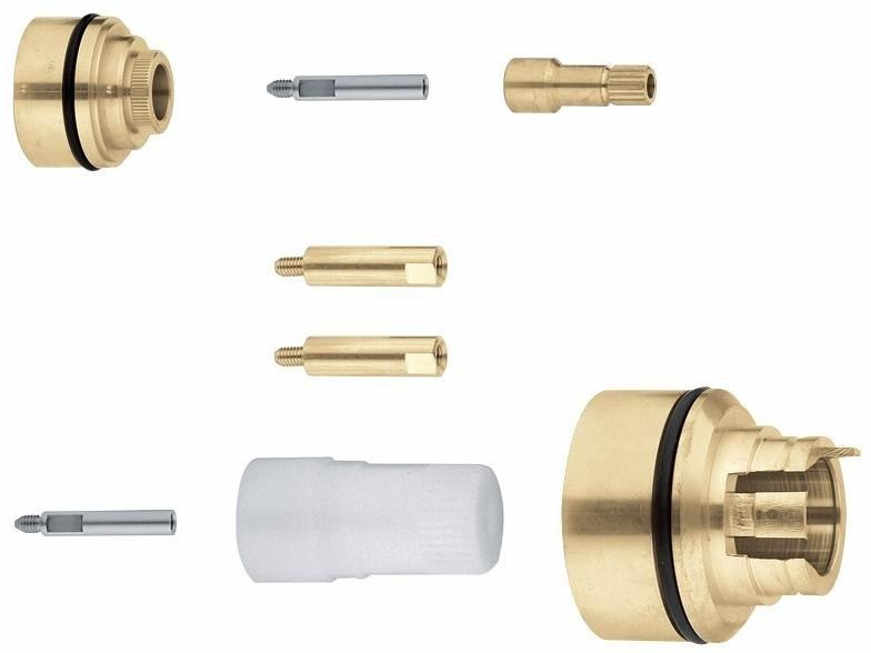 Concealed basic set 47781000   Extension set by Grohe