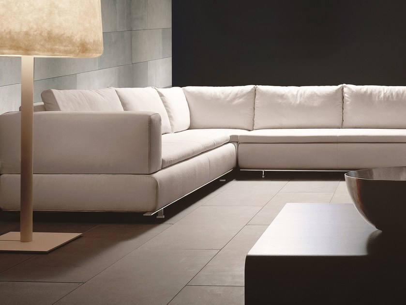 Sectional fabric sofa 485 FORUM | Sectional sofa by Vibieffe