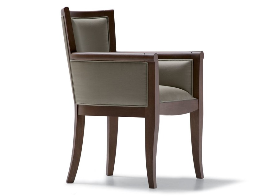 Fabric armchair with armrests 49006 | Armchair by OPERA CONTEMPORARY