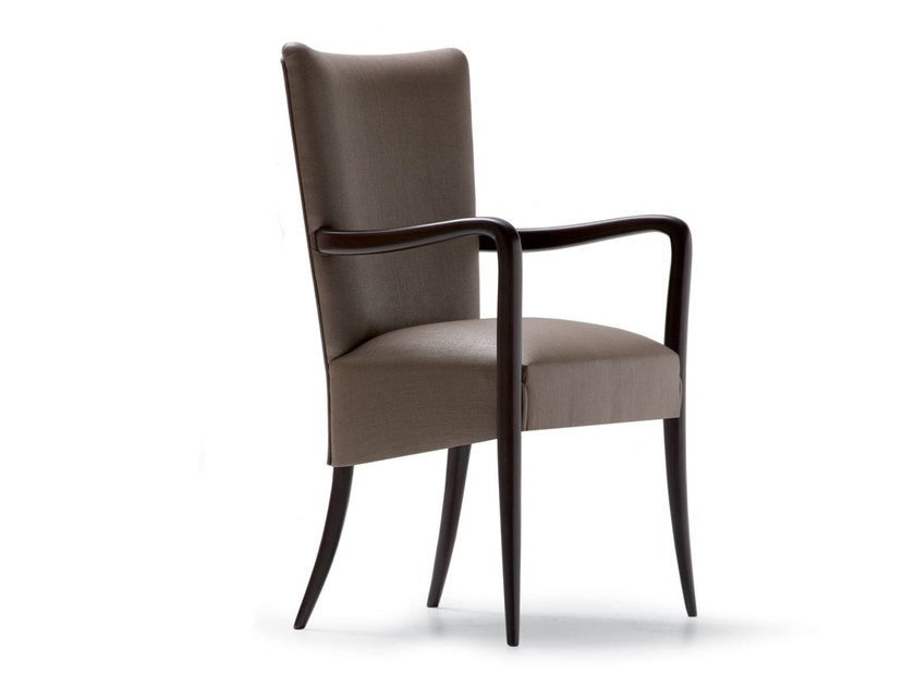 Fabric armchair with armrests 49021 | Armchair by OPERA CONTEMPORARY