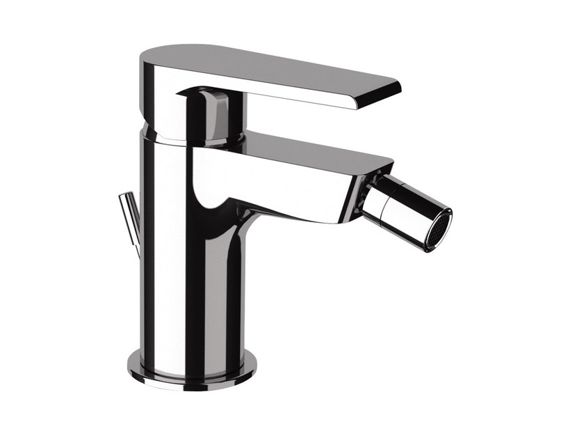 Bidet mixer with swivel spout ARTIC 493-AT | Bidet mixer by Rubinetterie Mariani
