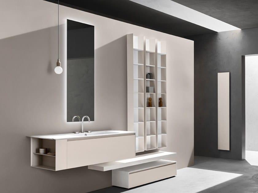 5.ZERO | Mobile lavabo in legno Collezione 5.Zero By ARBLU