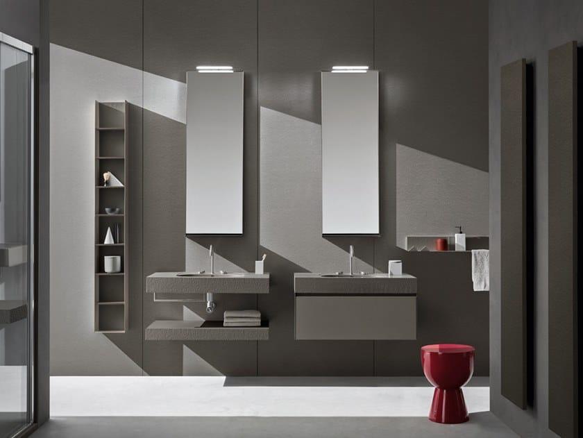 5.ZERO | Mobile lavabo sospeso By ARBLU