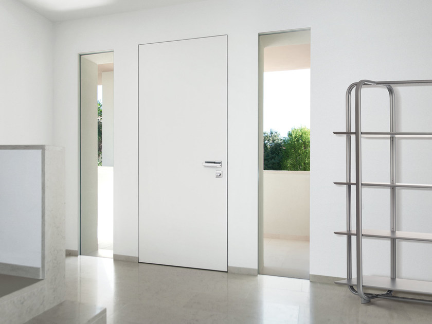 Flush-fitting safety door MONOLITE RM - 15.2007 MRM6 by Bauxt