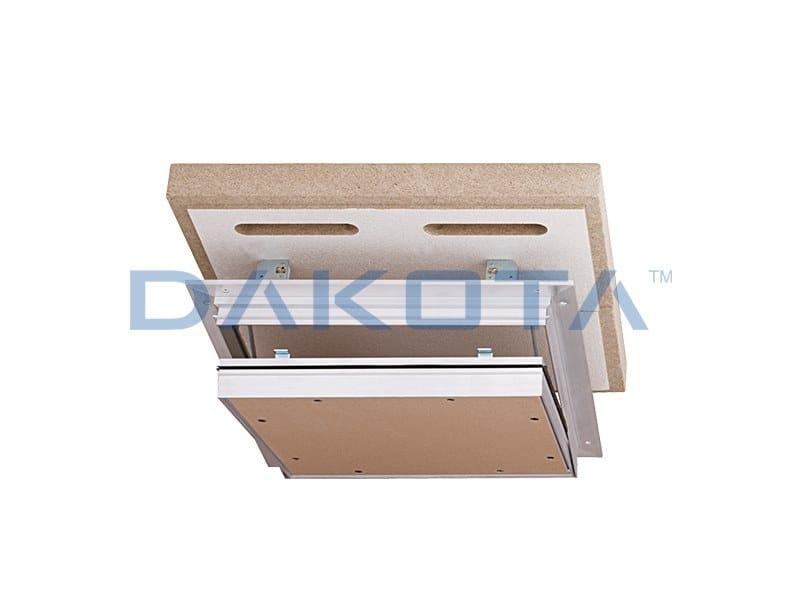 Fireproof inspection chamber for suspended ceiling ALUMATIC F30/EI30 by Dakota