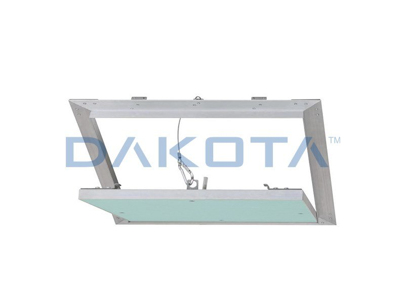 Plasterboard inspection chamber ALUHYDRO by Dakota