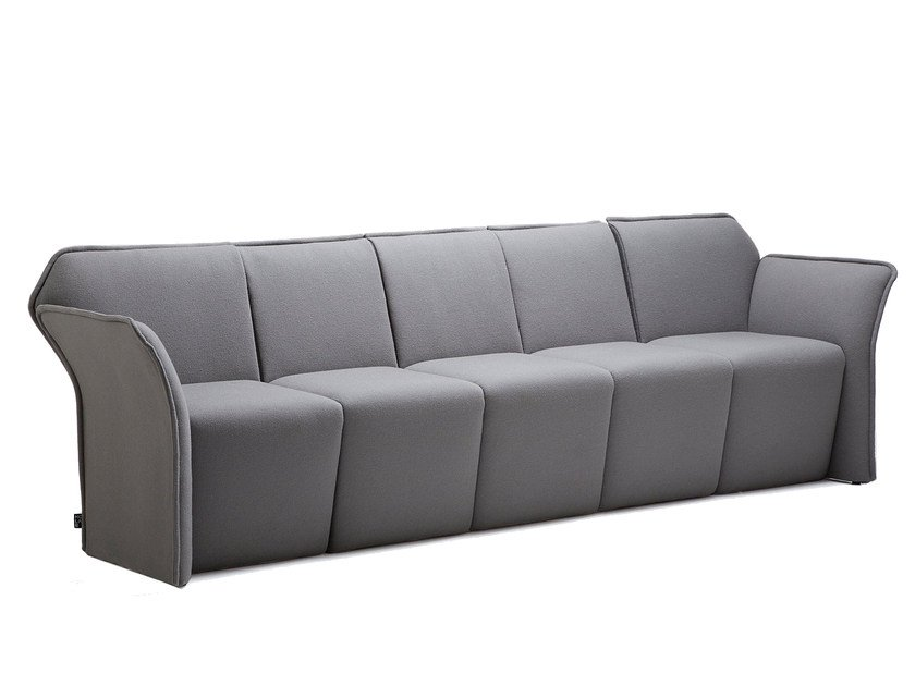 5 seater sofa PANOPLY | 5 seater sofa by Emmegi